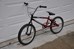 20 inch BMX style (Most Desired)